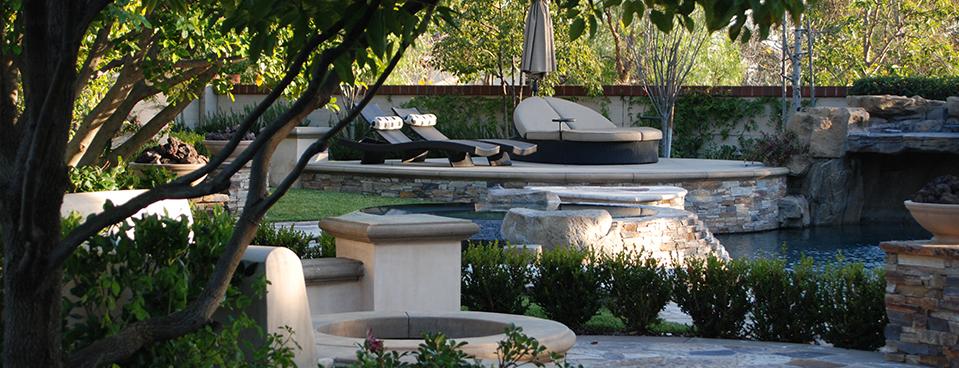 Today's Backyard Retreats are Hotel Inspired