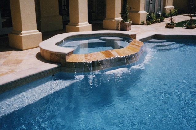 Pool and Spas