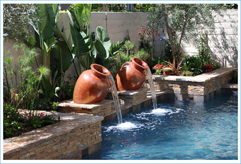 Small Pools by Aquanetic Pools