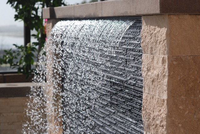 Aquanetics Waterfall Water Features