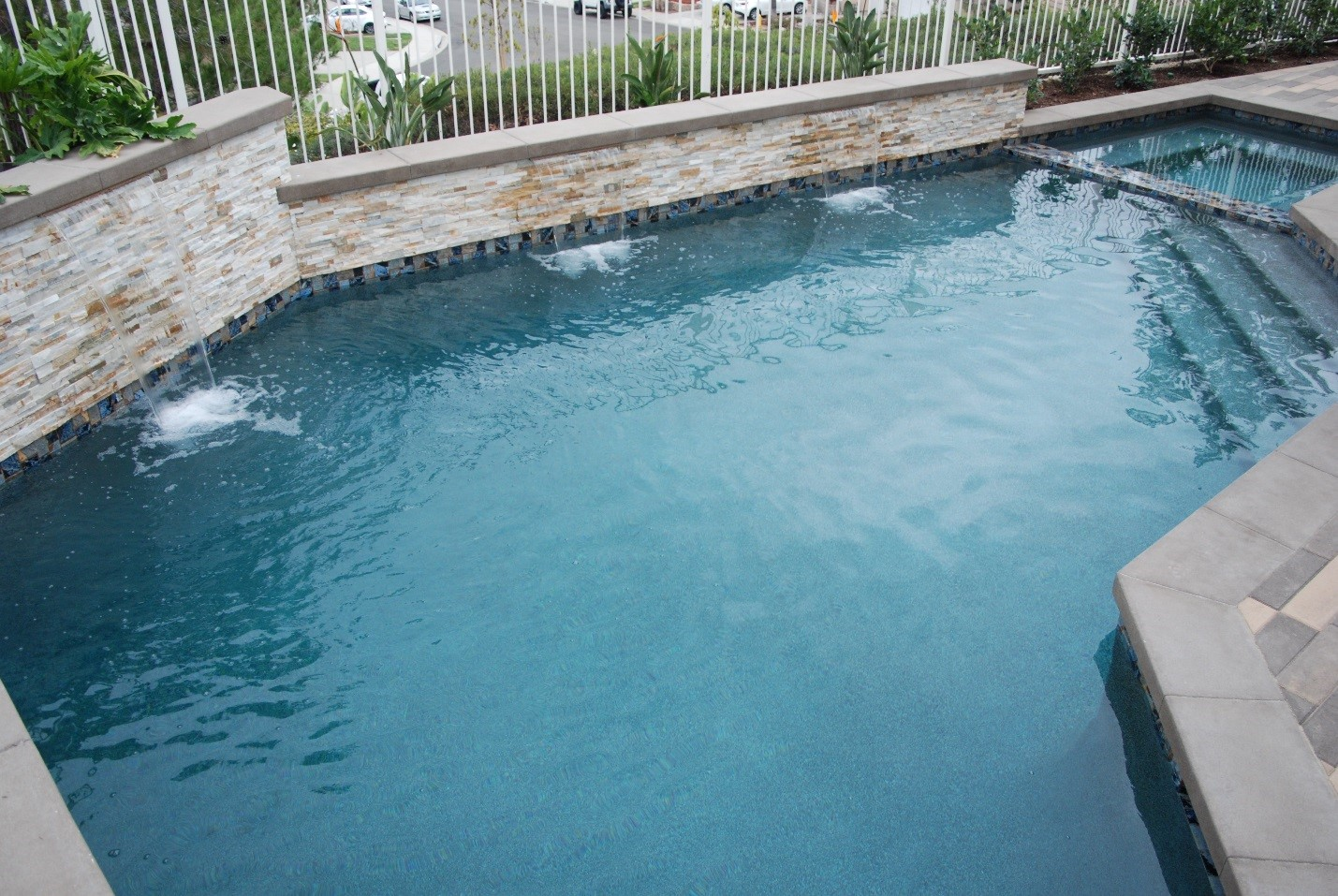 Superior Square Pools Are Great For Backyards With Limited Space, While Rectangular  Pools Look Tantalizing When Located Between The House And Its Landscape.