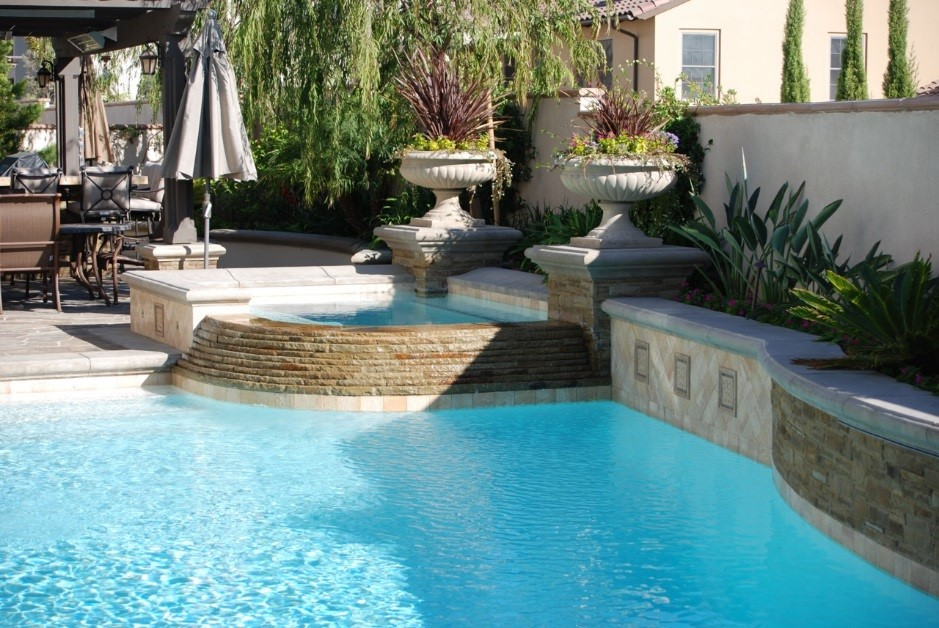 Experienced pool builders can help you create more eco for Pool and spa contractors
