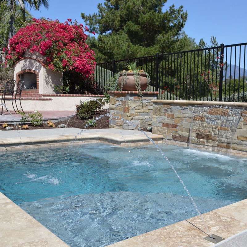 Aquanetic Custom Pools And Spas In