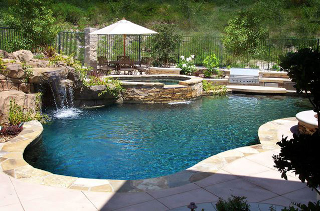 Pools and Spas 3