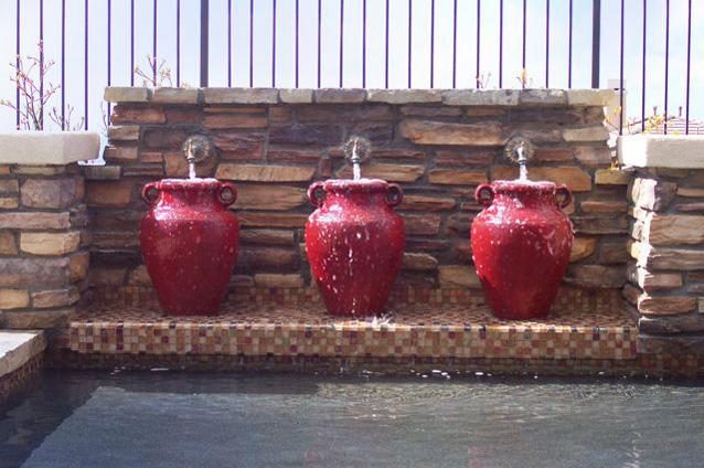 Rock & Water Sculpture 3