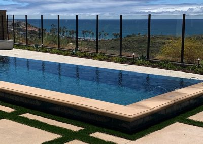 Aquanetic Pools and Spas Infinity Edge